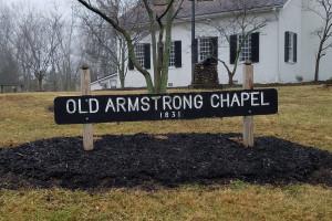 Old Chapel Winter