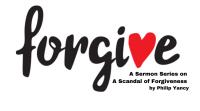 A Scandal of Forgiveness